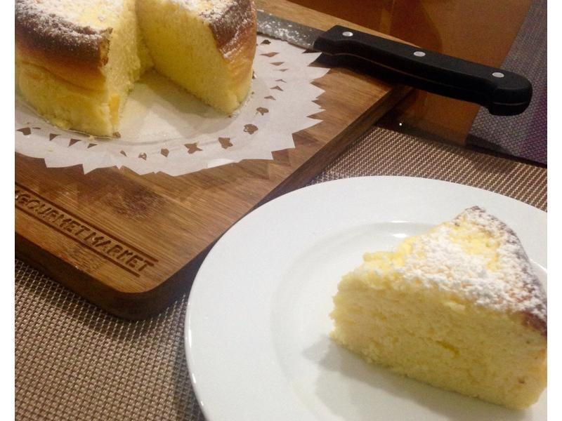 3种食材做日式起司蛋糕的做法
