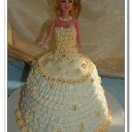 芭比娃娃蛋糕