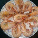 白灼海虾的做法
