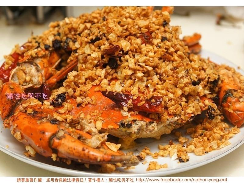避风塘炒蟹的做法