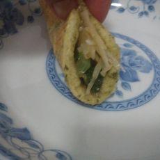 菠菜小卷饼