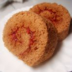 草莓巧克力蛋糕卷