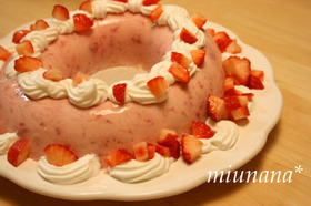 草莓酸甜果冻的做法