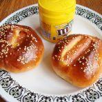 肠仔面包的做法
