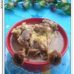 茶树菇瘦肉汤