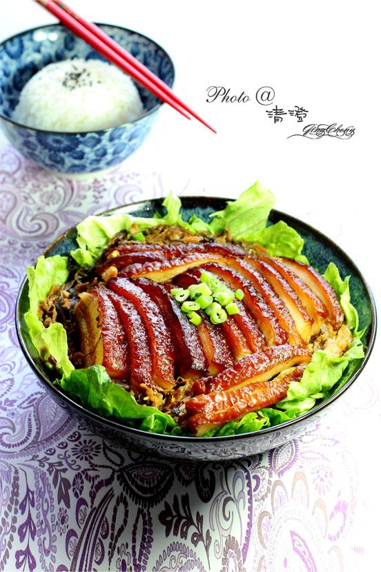 川味梅菜扣肉