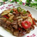 葱椒回锅肉