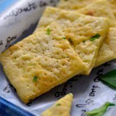 葱香苏打饼