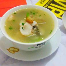 葱香鲈鱼汤