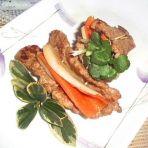 电饼铛美味卷肉的做法