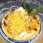 电饭锅披萨的做法