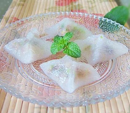 冬瓜水晶饺的做法