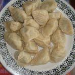 豆角肉水饺