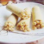 豆皮金菇卷的做法