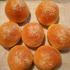 豆沙馅椰蓉小面包