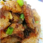 豆豉香辣酱炒五花肉的做法