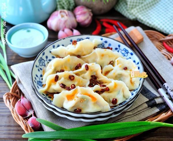 多汁鲅鱼饺子的做法