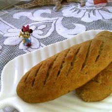 法国黑麦面包