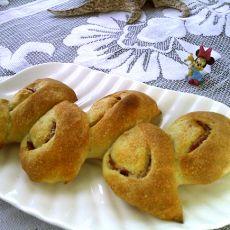 法国培根面包