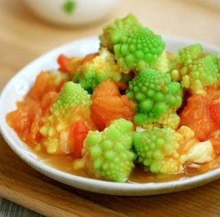 番茄宝塔菜