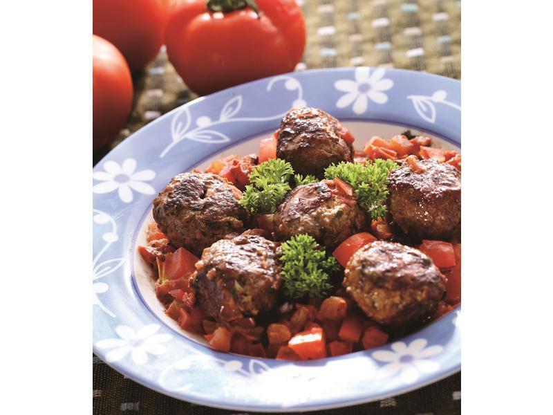 番茄牛肉球