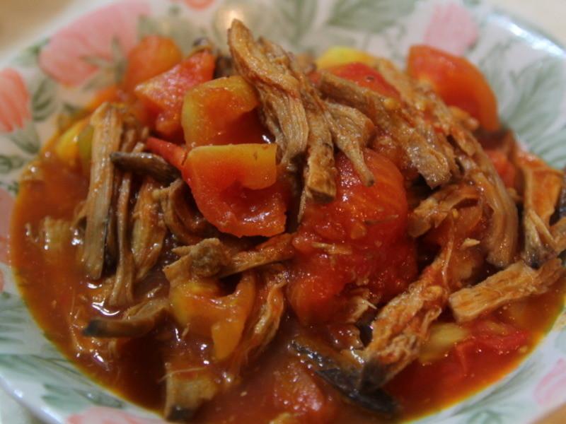 番茄素羊肉