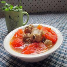 番茄煲排骨