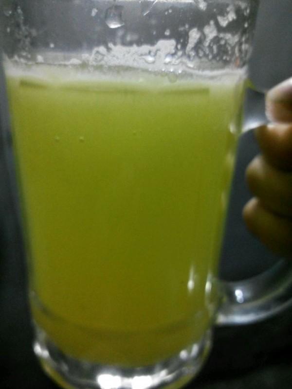 凤梨苹果汁的做法
