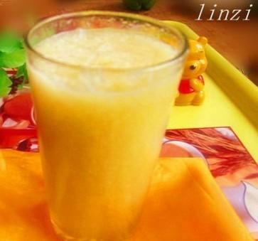 蜂蜜瓜皮苹果饮的做法