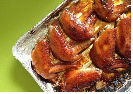 蜂蜜烤鸡翅