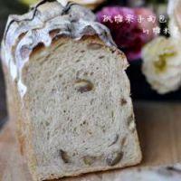 枫糖栗子面包