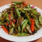 风味豉香龙豆的做法