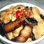 粉丝冻豆腐的做法