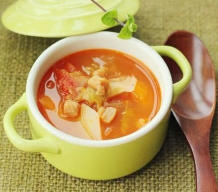 干贝罗宋汤