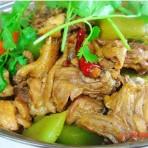 干锅莴笋鸡