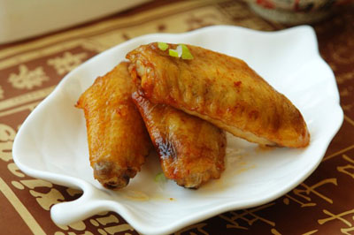 干煎鸡翅的做法