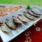 干煎杂海鱼
