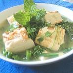 瓜苗烩豆腐