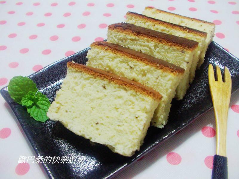 桂花蜂蜜蛋糕
