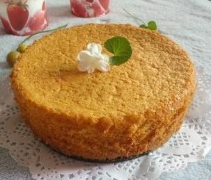 桂花海绵蛋糕