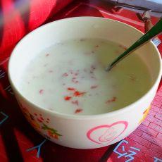 桂花酸奶的做法