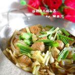 锅仔汤粉肉丸炖白菜