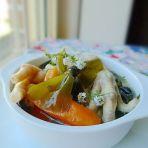 海带鸡脚汤