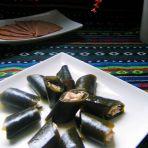 海带肉卷的做法