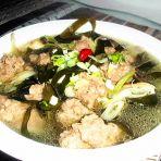 海带丝煮嫩肉