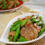 杭椒小炒烤肉