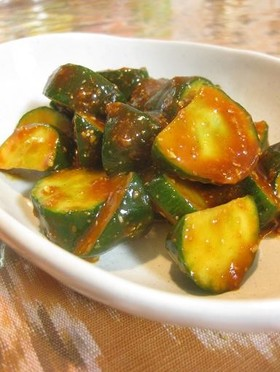 韩国腌黄瓜