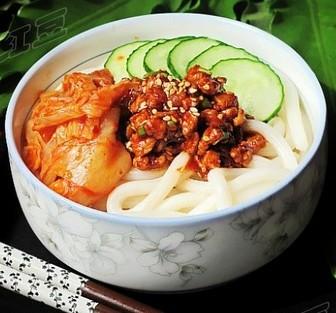 韩式冷拌面的做法