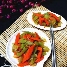 韩式小菜的做法