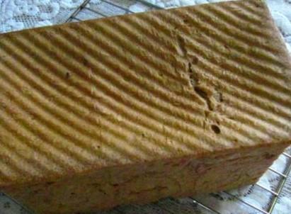 黑麦吐司的做法